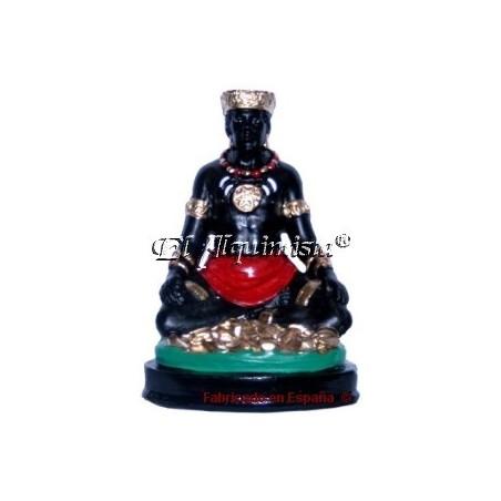 Figura de Chango, con monedas ( riqueza y poder)