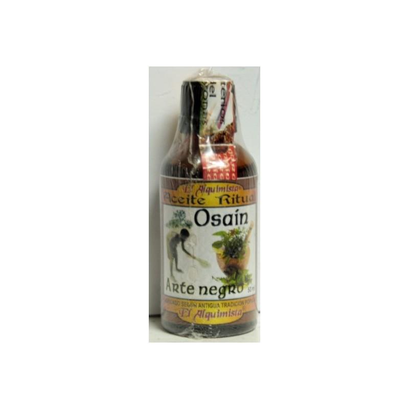 ACEITE RITUAL OSAIN ( Arte Negro)