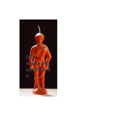 VELAS HOMBRE ENCAD ROJO