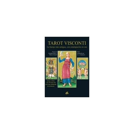 TAROT VISCONTI (libro + Cartas) GA