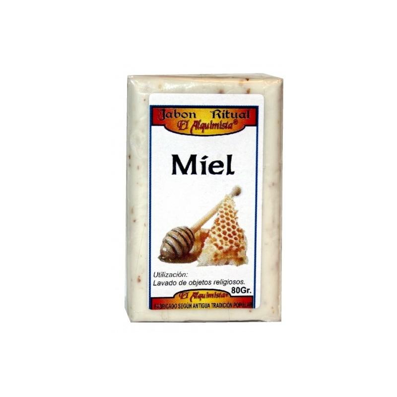 Jabón de miel , poderoso atrayente, y potenciador sexual.