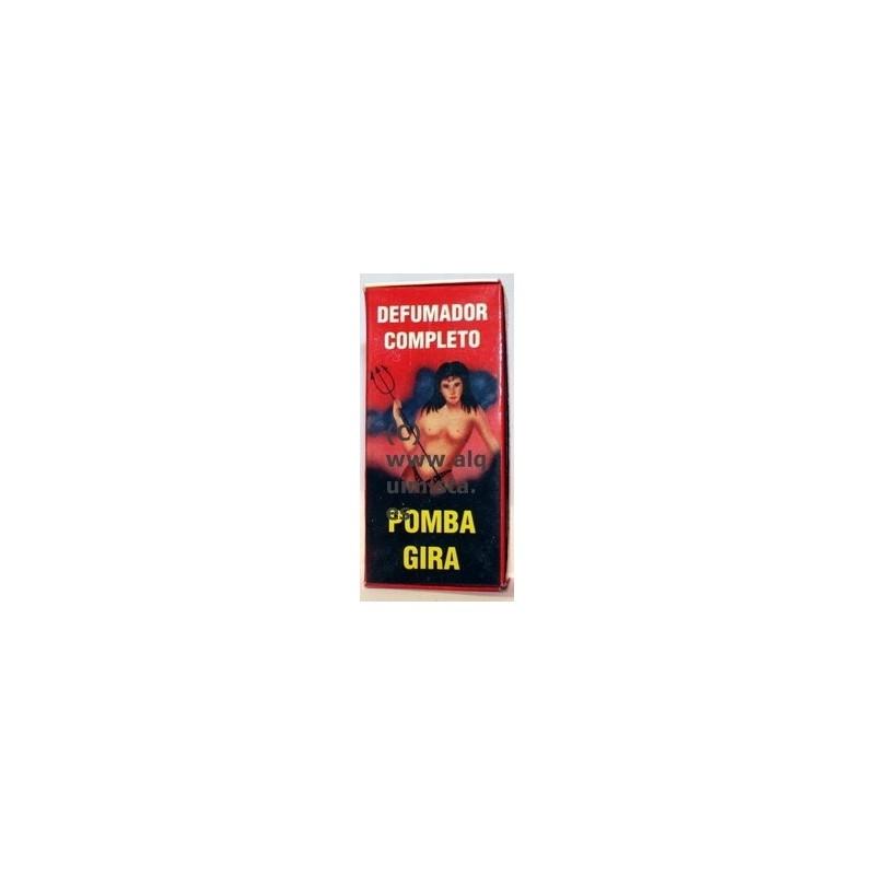 INCIENSO EN CONOS DE BRASIL (DE HIERBAS) POMBA GIRA
