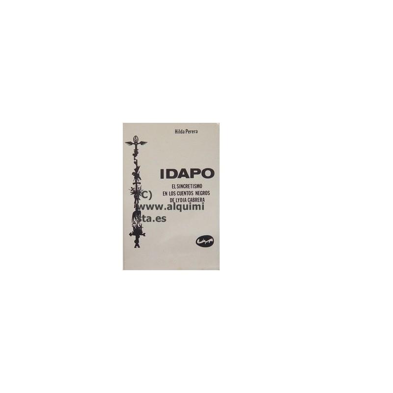 LIBRO IDAPO EL SINCRETISMO EN LOS CUENTOS NEGROS