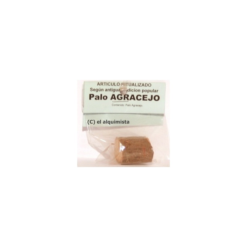 PALO AGRACEJO