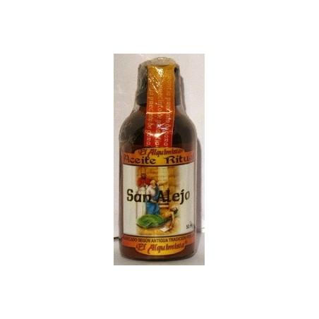 Aceite de SAN ALEJO (alejar personas o situaciones). Aceite de uso esotérico.