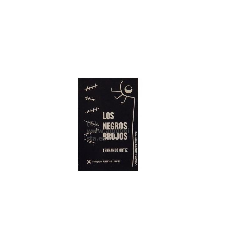 LIBRO LOS NEGROS BRUJOS