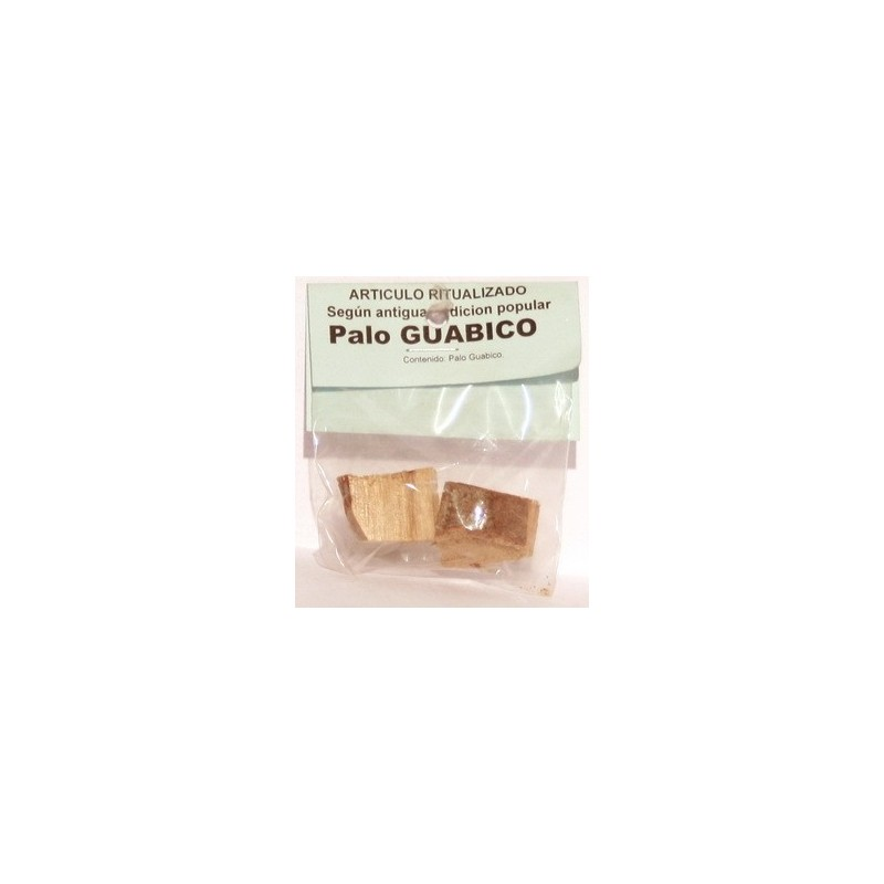 PALO GUABICO