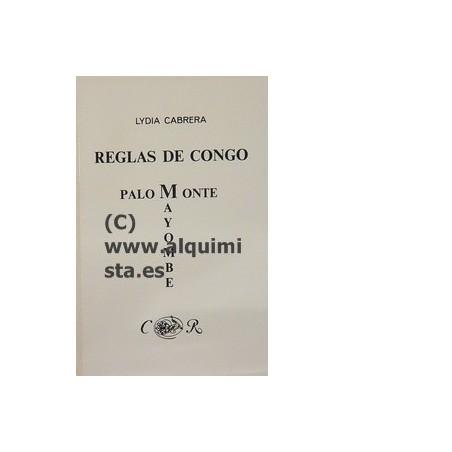 LIBRO REGLAS CONGO