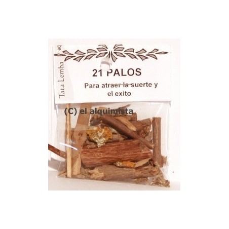 PALO 21 PALOS