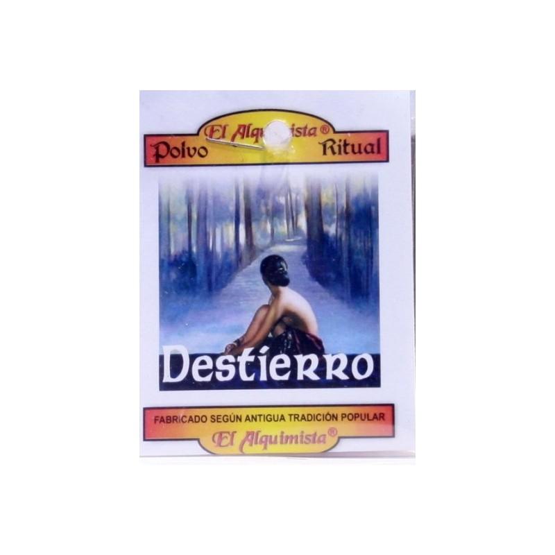POLVOS DESTIERRO