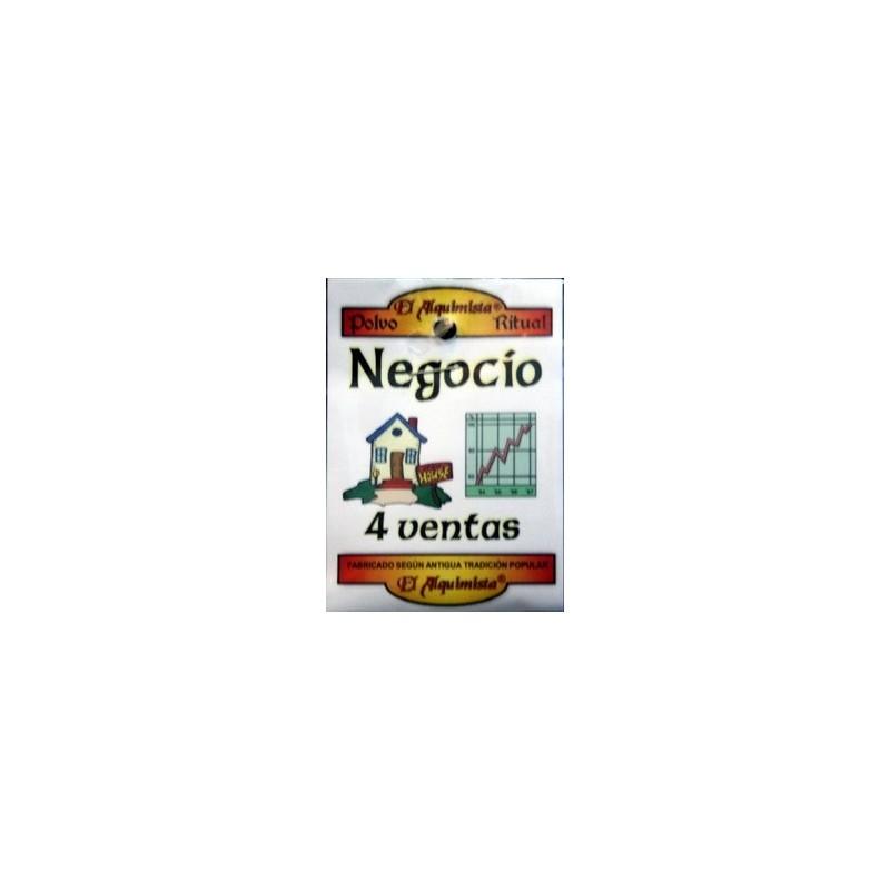 POLVO NEGOCIO 4 Ventas