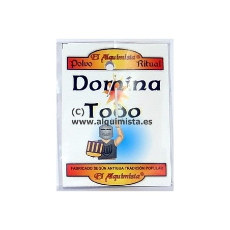 POLVOS DOMINA TODO