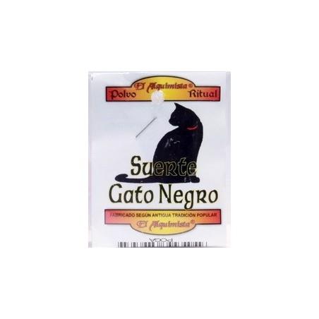 POLVO SUERTE DEL GATO NEGRO