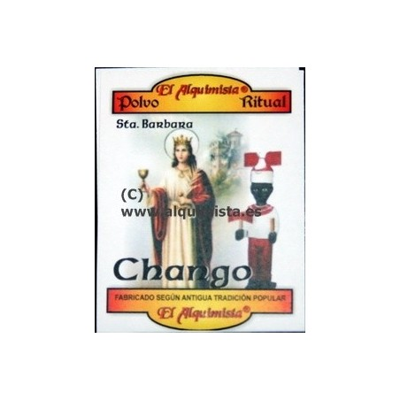 polvo Chango (Shango)
