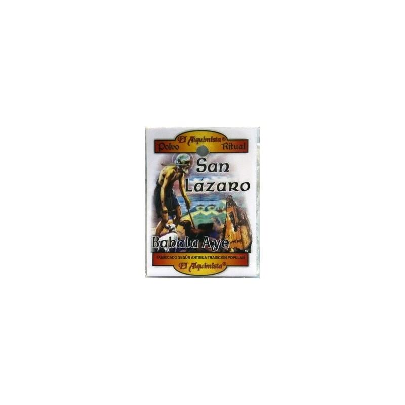 POLVO SAN LAZARO (ofrendas para la salud)