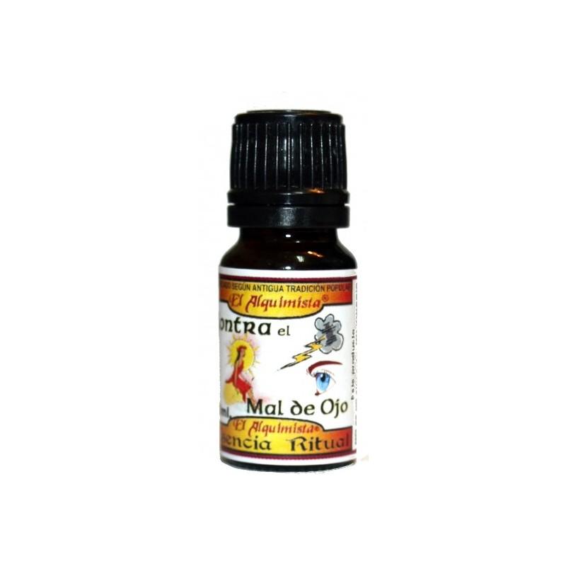 este aceite te protege del mal de ojo y si lo tienes te lo quita