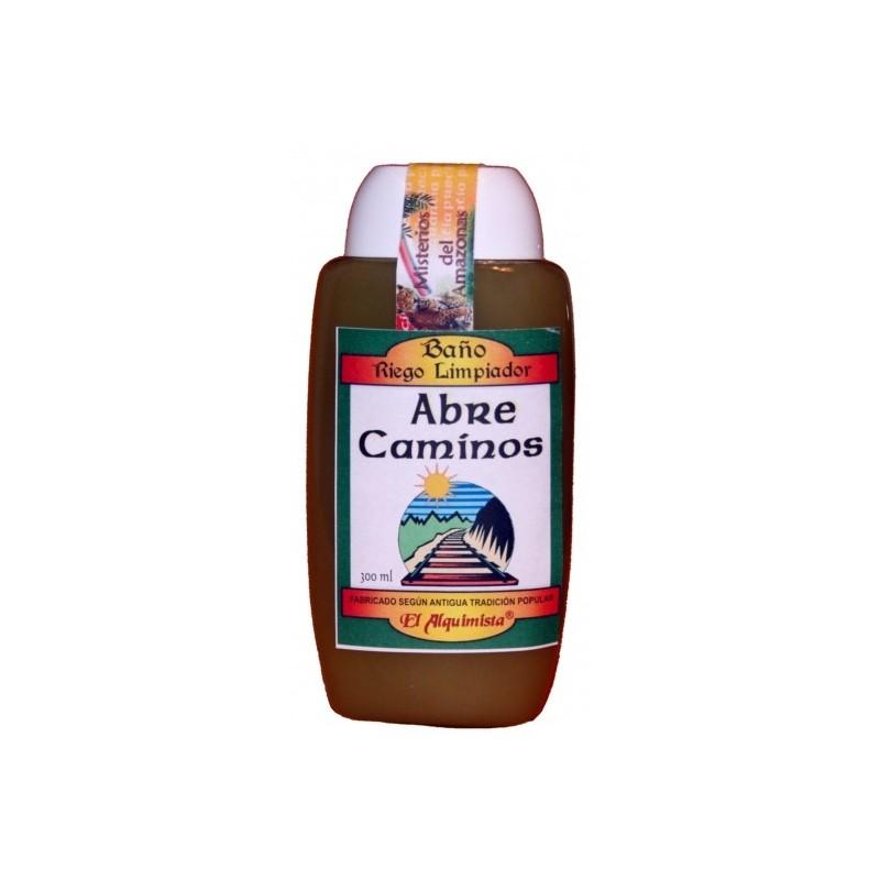 Gel de BAÑO ABRE CAMINOS ( riego limpiador, despojo)