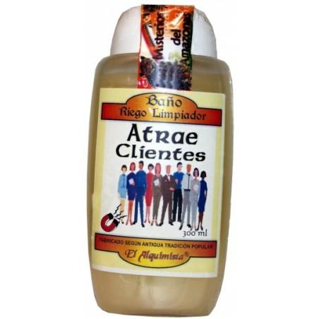 Gel de BAÑO ATRAE CLIENTES (riego limpiador, despojo)
