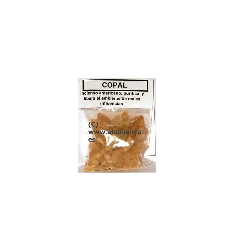 RESINA DE COPAL
