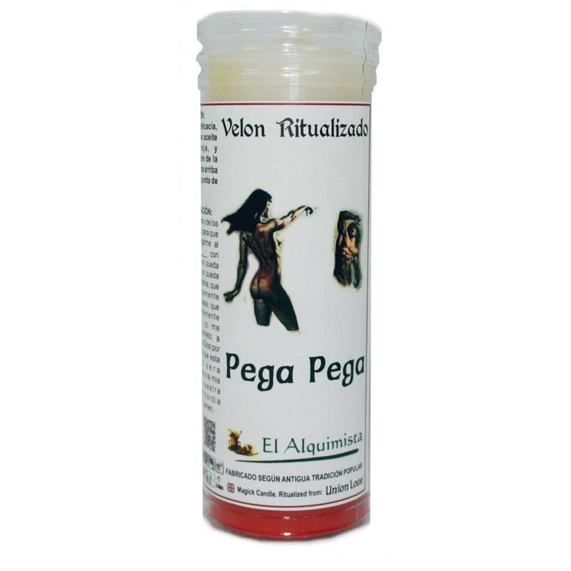 VELON CONSAGRADO PEGA PEGA