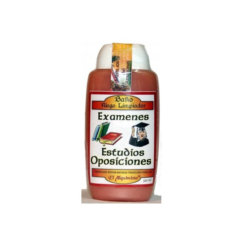 BAÑO ESTUDIOS, EXAMENES Y OPOSICIONES