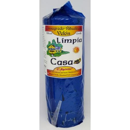 VELON PREPARADO CON HIERBAS Y ACEITE LIMPIA CASA (lava casa