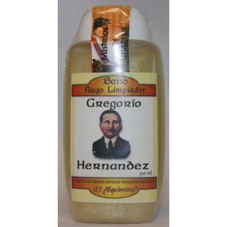 BAÑO GREGORIO HERNANDEZ