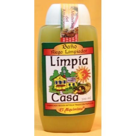 Gel Limpiador LIMPIA CASA, quite envidias, negatividad, espiritus