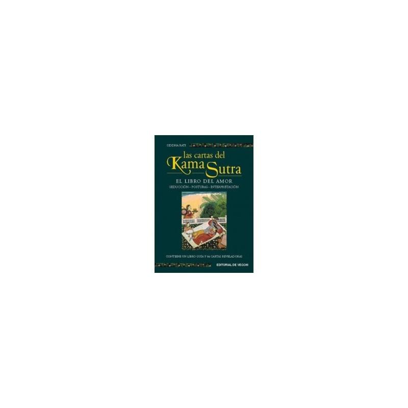 TAROT KAMA SUTRA (Estuche - Libro + 64 Cartas)