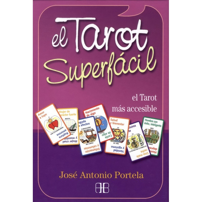 TAROT SUPERFACIL (Estuche + Libro) AB