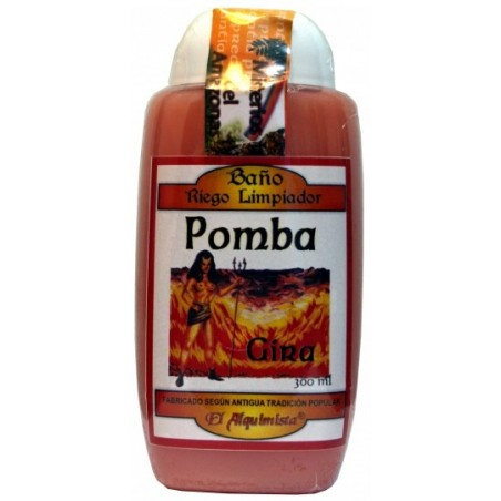 BAÑO POMBA GIRA