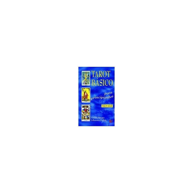TAROT BÁSICO PARA PRINCIPIANTES (INCLUYE LAS CARTAS DEL TAROT WAITE) K7