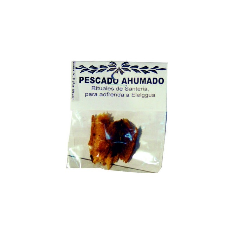 PESCADO AHUMADO
