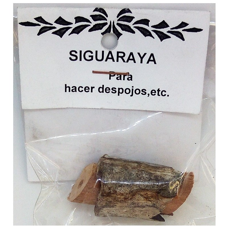PALO CIGUARAYA (SIGUARAYA)