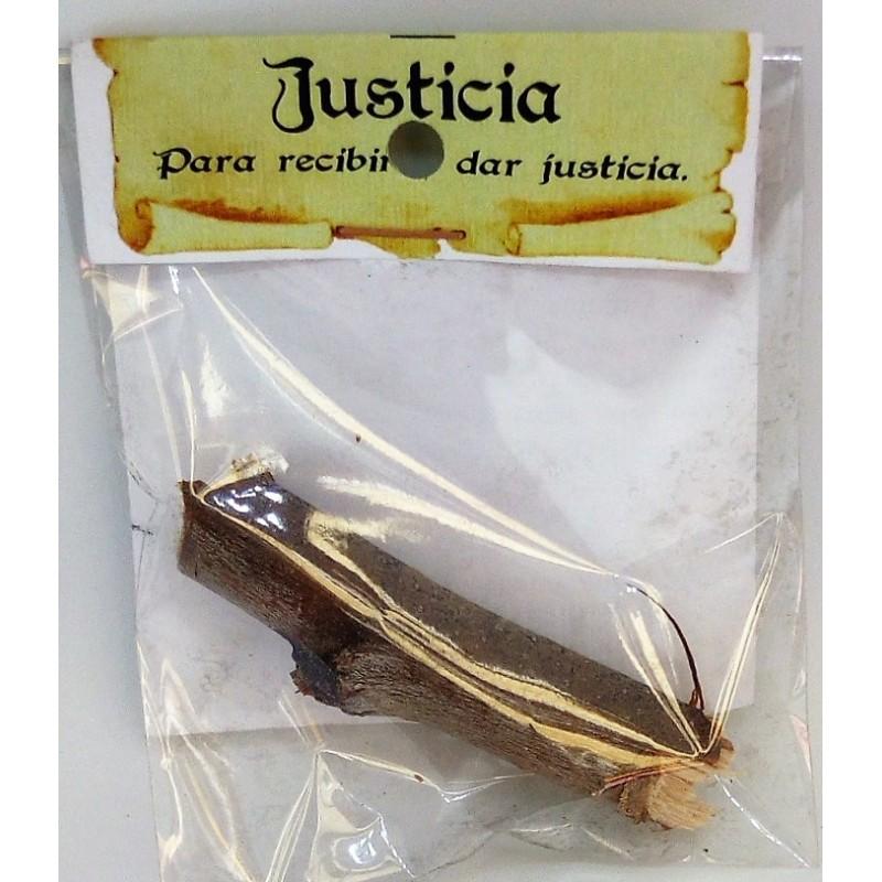 PALO JUSTICIA
