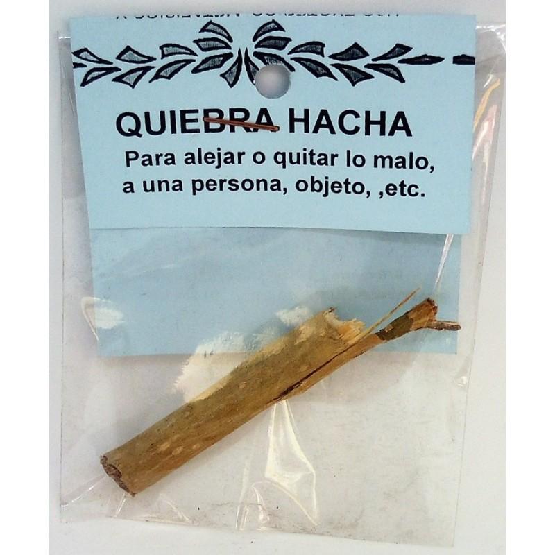 PALO QUIEBRA HACHA
