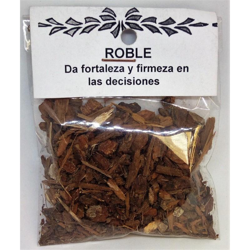 HIERBA ROBLE
