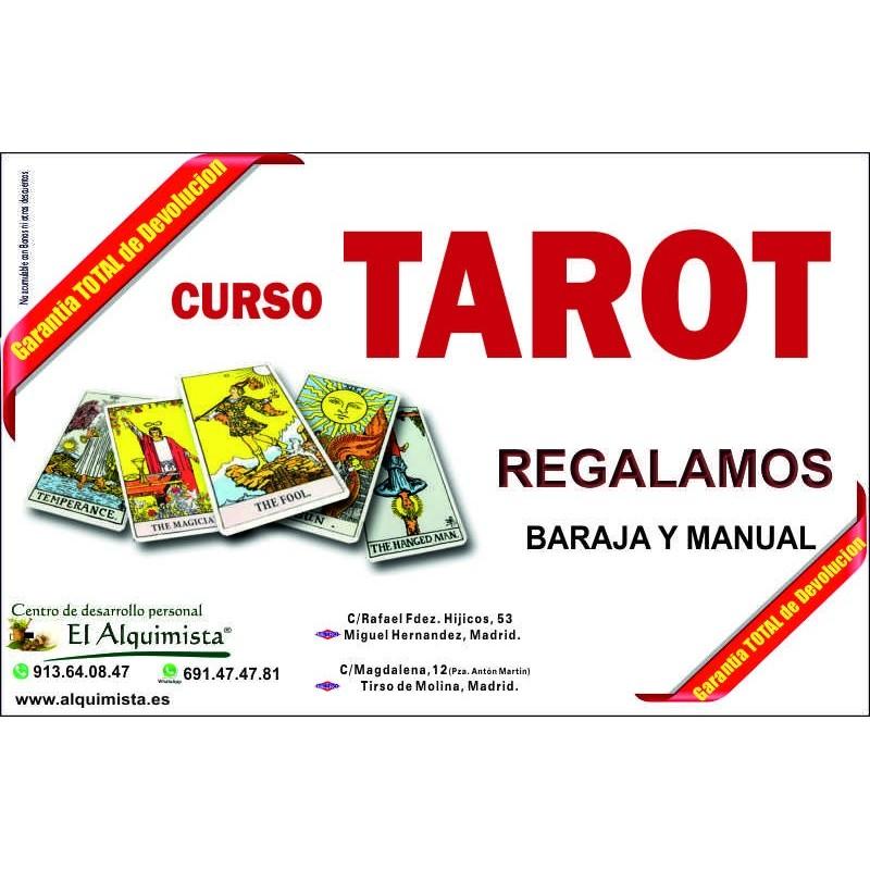Curso intensivo de Tarot (presencial en Madrid)