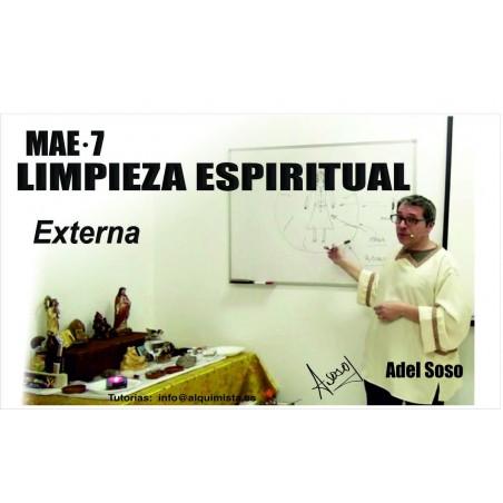 Curso limpieza espiritual Interna MAE 8 (magia ancestral eficaz)