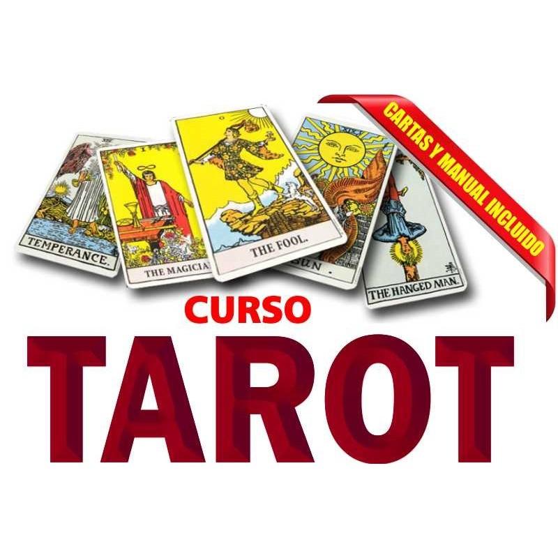 CURSO COMPLETO DE TAROT, ( Arcanos Mayores)