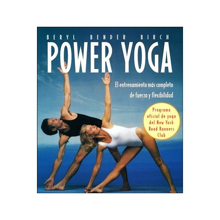 LIBRO Power Yoga ( Astanga yoga)