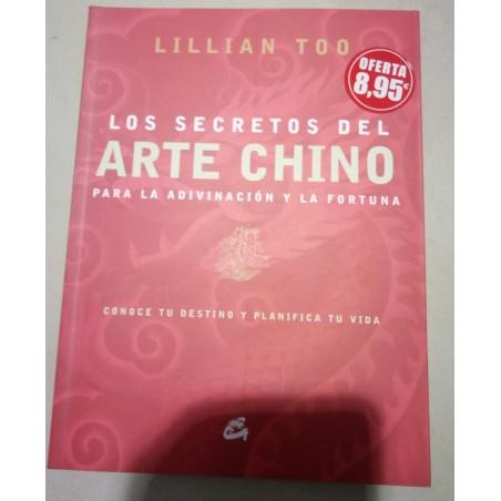LIBRO Secretos del Arte Chino ( Adivinacion)