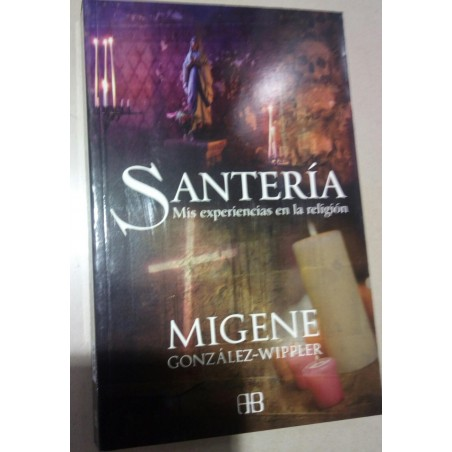 LIBRO Santeria migiene)
