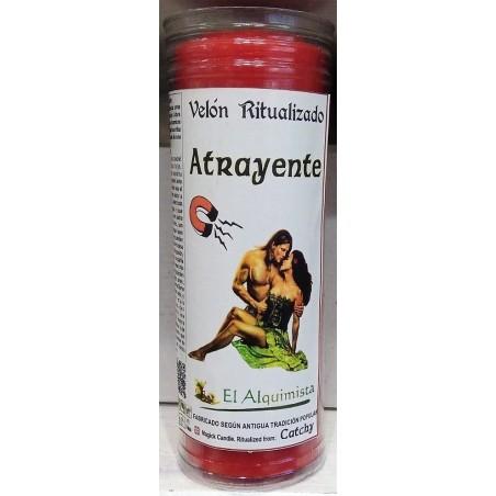 VELÓN CONSAGRADO ATRAYENTE ( Ritualizado )