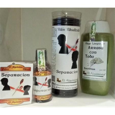 Kit Completo (ritual completo) SEPARACION