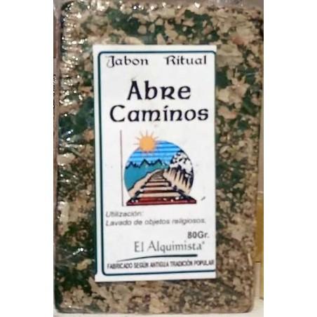 JABON ABRE CAMINOS