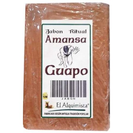 JABON AMANSA GUAPO