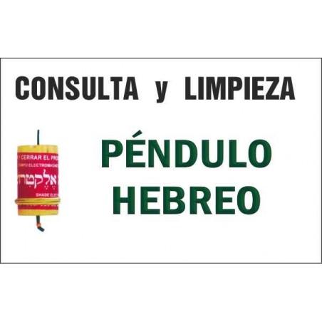 Consulta de Péndulo Hebreo