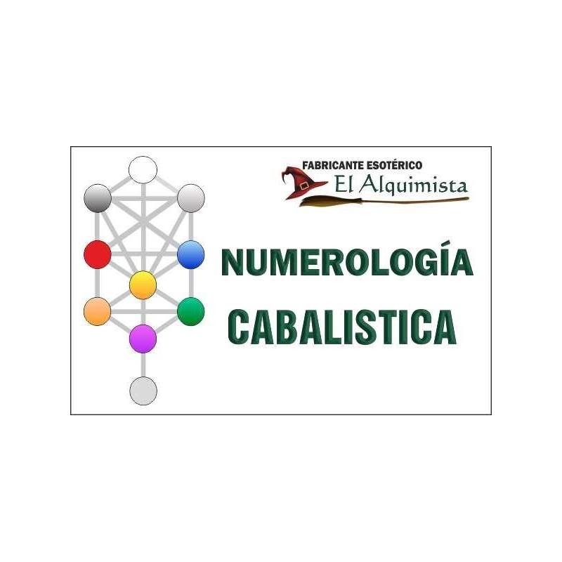 Consulta de NUMEROLOGIA CABALISTICA
