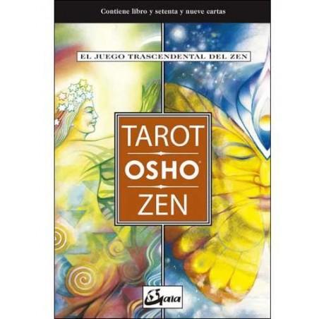 TAROT ZEN OSHO (Set - Libro + 79 Cartas)